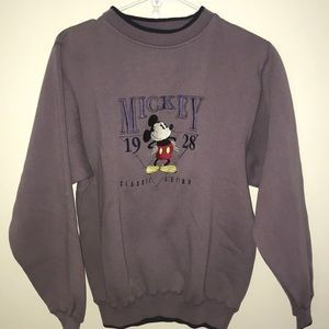Vintage Mickey Mouse pullover